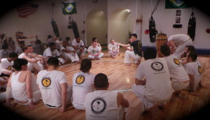 PCapoeira Workshop