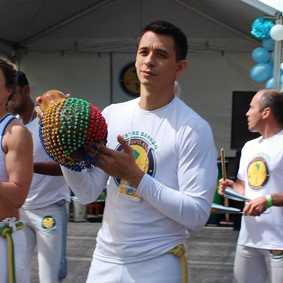 Leader of Axé Capoeira Chicago